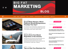 Bigfatmarketingblog.com