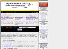 bignosebird.com