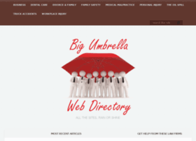 bigumbrellawebdirectory.com