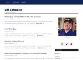billbolmeier.com
