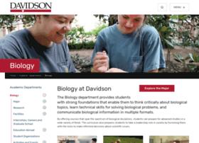 bio.davidson.edu
