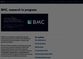 biomedcentral.com
