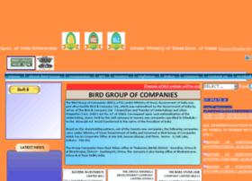 birdgroup.gov.in