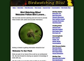 birdwatching-bliss.com