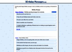 Birthdaymessages.com