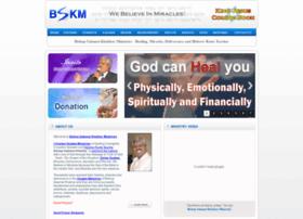 bishopsalamatkhokhar.org