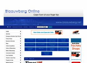 blaauwberg.net