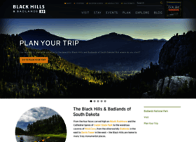 blackhillsbadlands.com