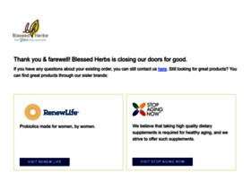 Blessedherbs.com