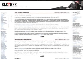 blether.com