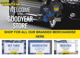 Blimpshop.goodyear.com