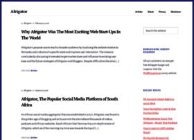 Blog.afrigator.com
