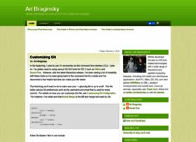 blog.aribraginsky.com