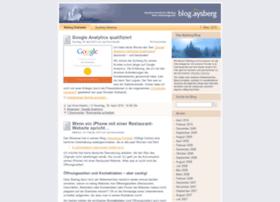 blog.aysberg.de