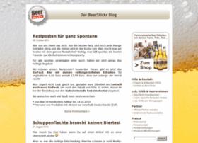 blog.beerstickr.com