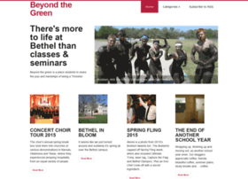 blog.bethelks.edu