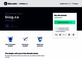 blog.ca