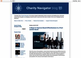 blog.charitynavigator.org