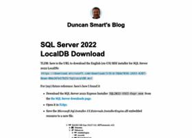 blog.dotsmart.net