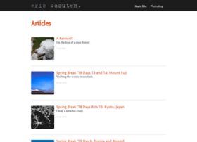 blog.ericscouten.com