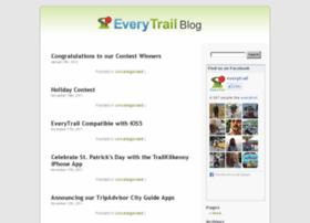 blog.everytrail.com