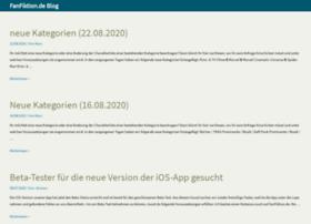 blog.fanfiktion.de