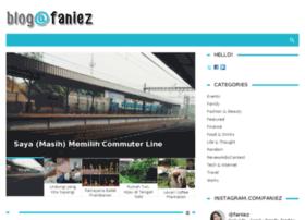 blog.faniez.net