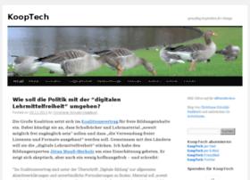 blog.kooptech.de