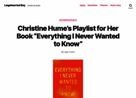 blog.largeheartedboy.com