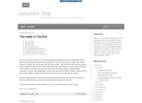 Blog.lostpedia.com