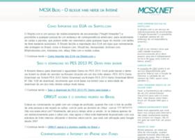 blog.mcsx.net