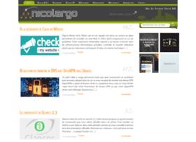 blog.nicolargo.com