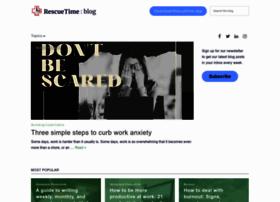 blog.rescuetime.com