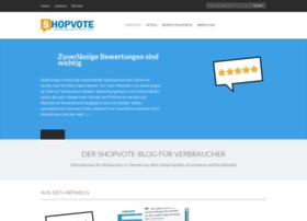 blog.shopvote.de