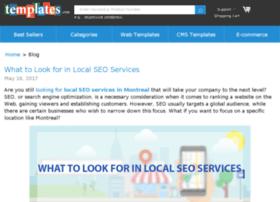 blog.templates.com