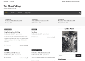 blog.tenchunk.net
