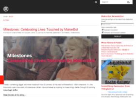 blog.thingiverse.com