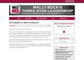 blog.threestarleadership.com