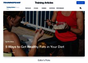 Blog.trainingpeaks.com