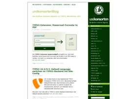 Blog.undkonsorten.com