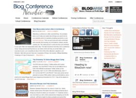 blogconferencenewbie.com