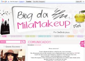 Blogdamilamakeup.com