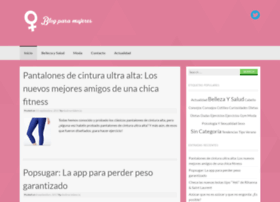 blogdemujeres.com