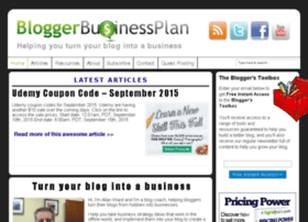 bloggerbusinessplan.com