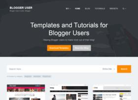bloggeruser.com
