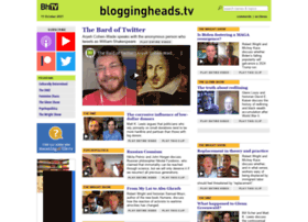 bloggingheads.tv