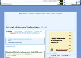 blogiseverything.com