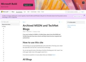 blogs.msdn.com