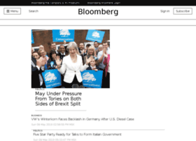 bloomberg.co.uk