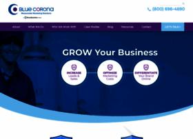 bluecorona.com